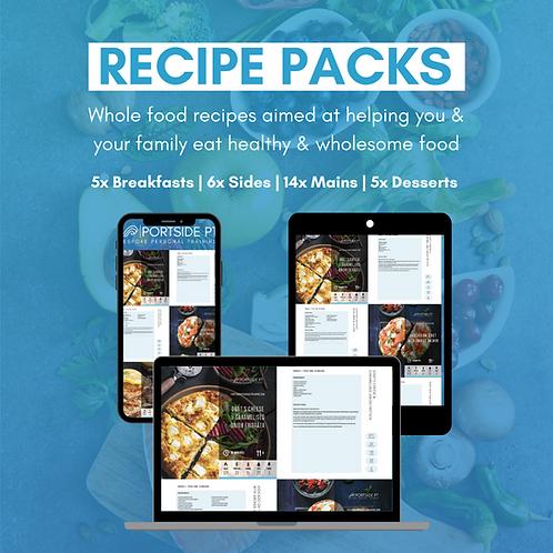 July Recipe Pack