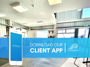 Download the Portside PT app!