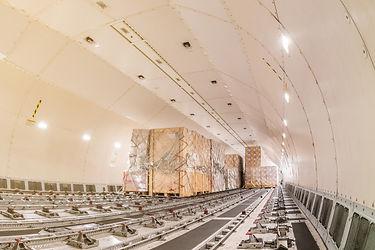 Transporte Aereo LINE Logistica (carga).