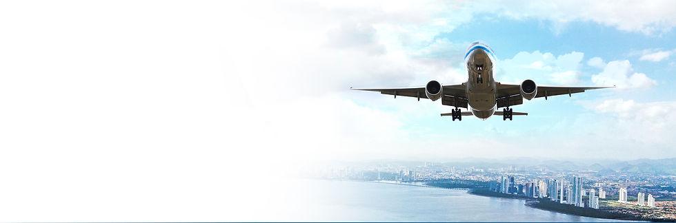 Transporte Aereo LINE Logistica (avion).