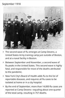 WW1 - Camp Devens