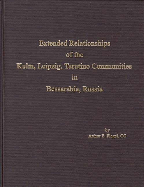 Extended Relationships Kulm, Leipzig, Tarutino, Bessarabia