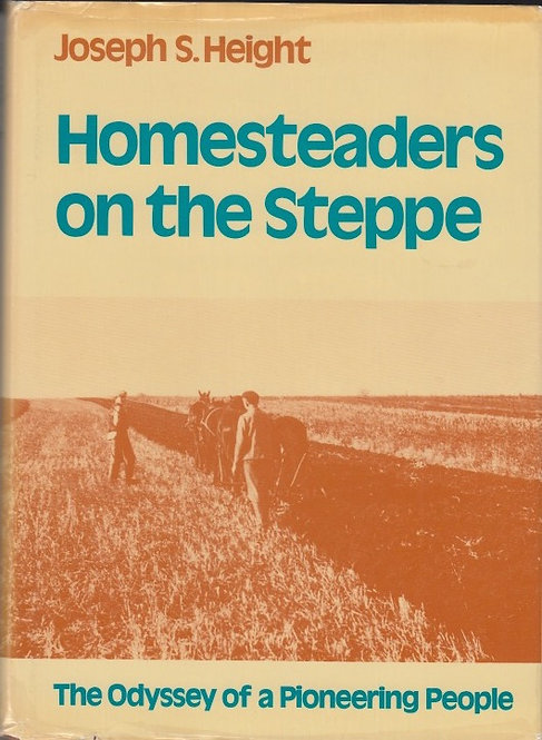 Homesteaders on the Steppe