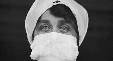 Spanish Flu Haunting Picture