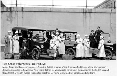 Red Cross Detroit