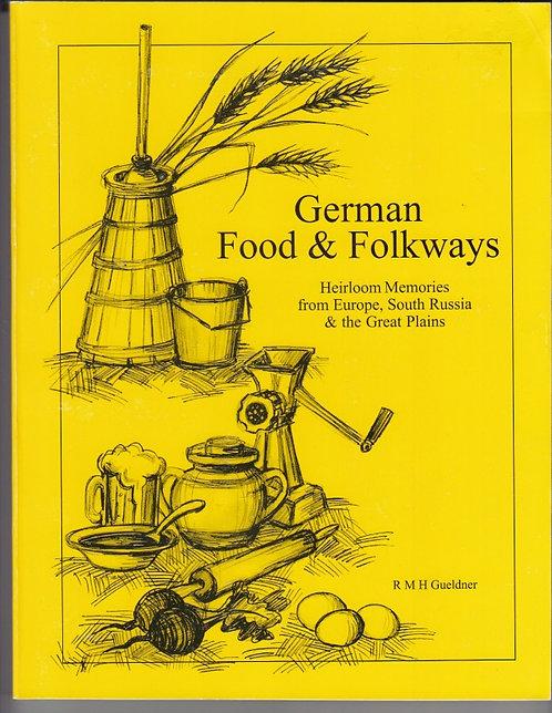 German Food & Folkways