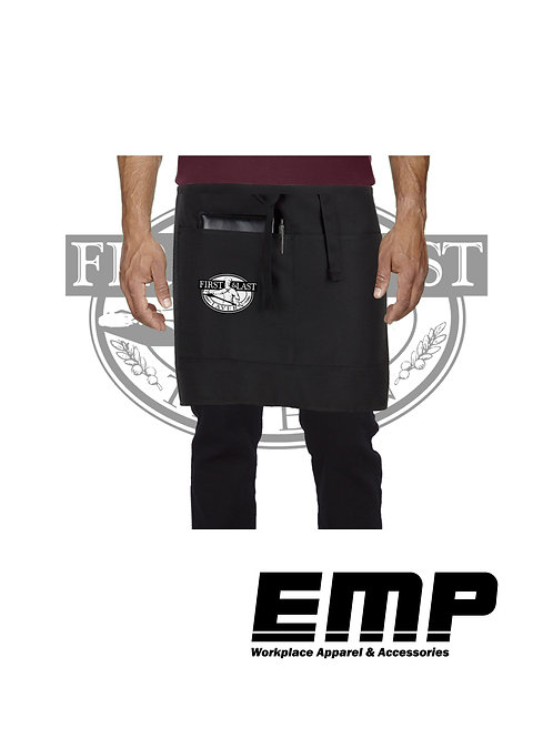 First & Last Short Apron