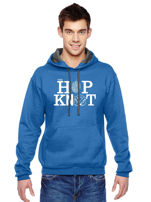 Hop Knot Pullover Hoodie