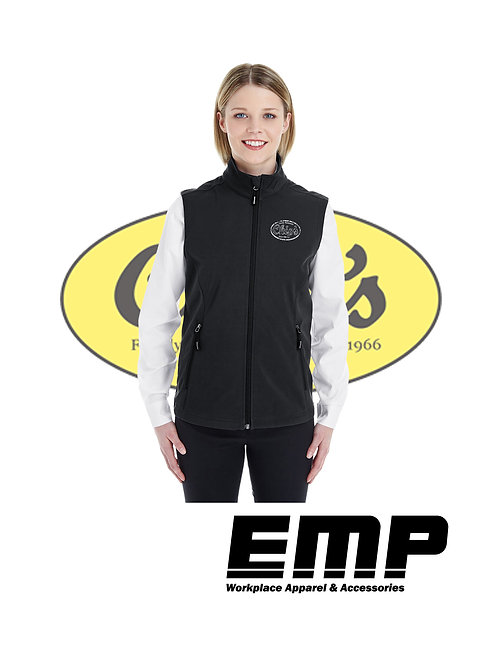 Women's Full Zip Fleece Vest