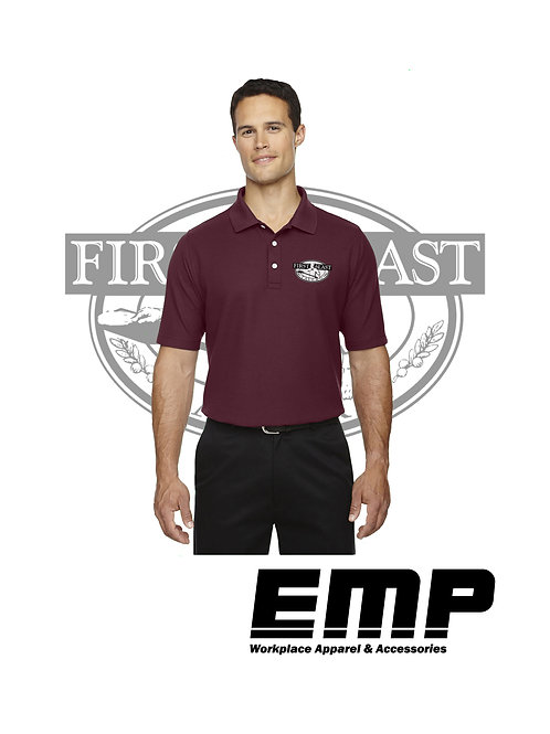First & Last Polo Shirt