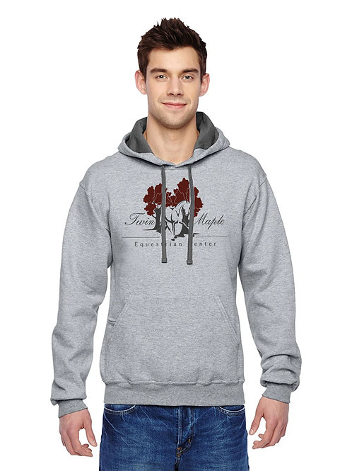 Twin Maple Pullover Hoodie