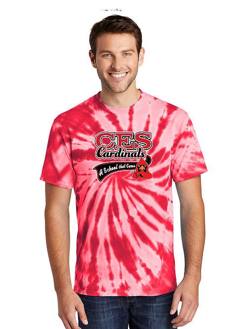 CES Tie Dye Shirt