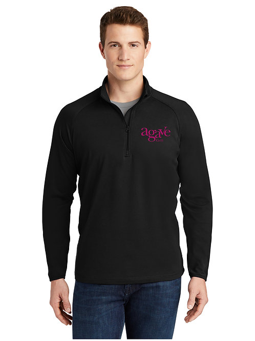 Agave 1/4 Zip Pullover