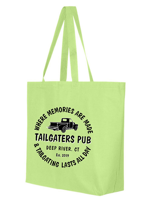 Tailgaters Cotton Tote Bag