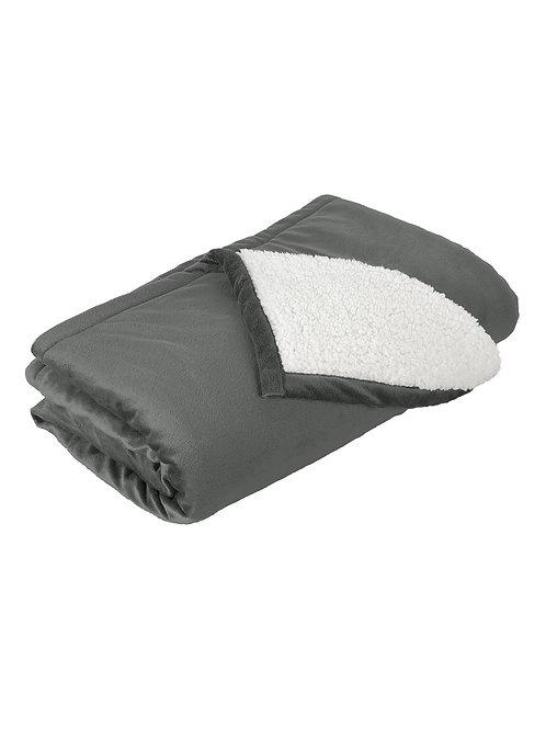 Jaguar Sherpa Blanket