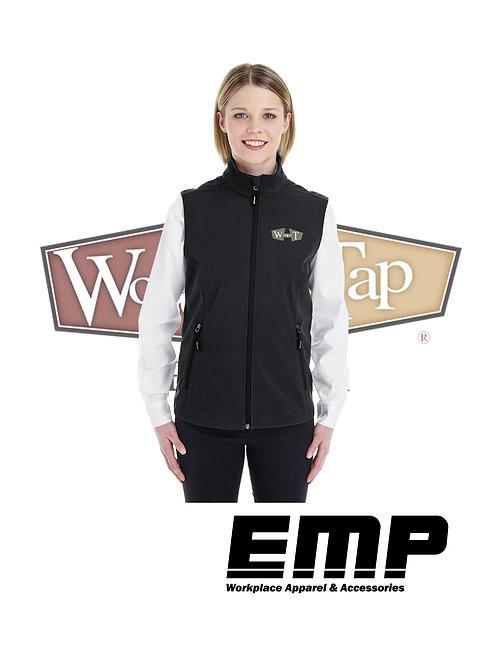 Ash City Ladies' Full-Zip Vest