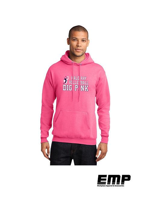 Dig Pink Hoodie