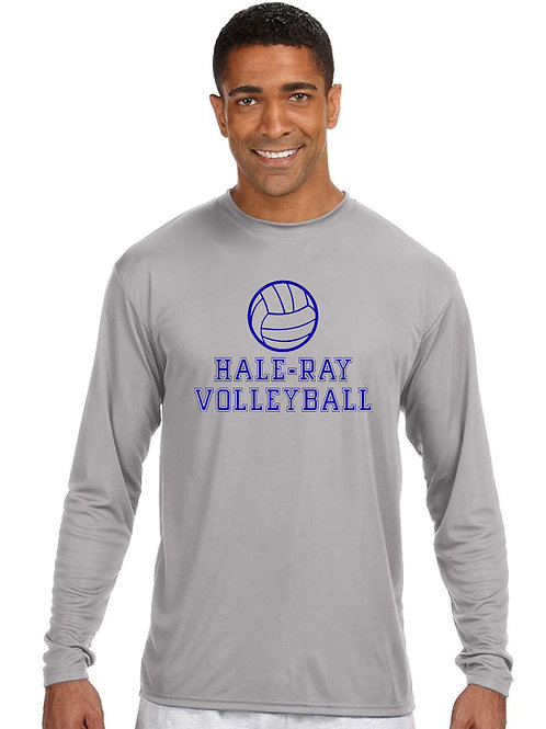 Dry-Fit LS Team Shirt