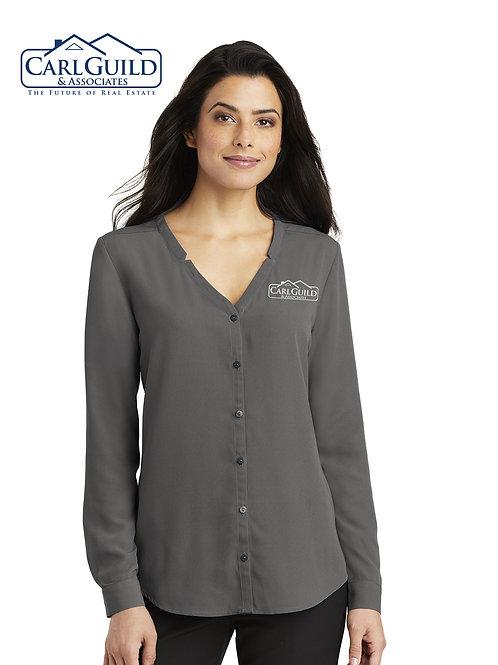 CG Women's Button Up