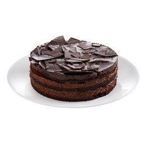 Belgian Chocolate Gateau
