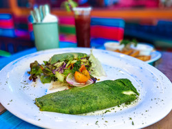 Green Omelet