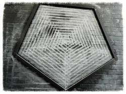 Walled Pentagon
