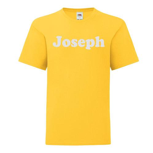 Personalised Name Boys T-Shirt