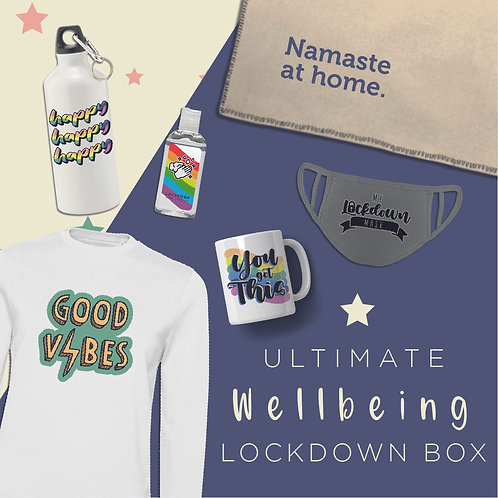 Ultimate Wellbeing Lockdown Box