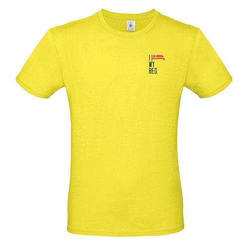 Men's I Love my Bed T-Shirt
