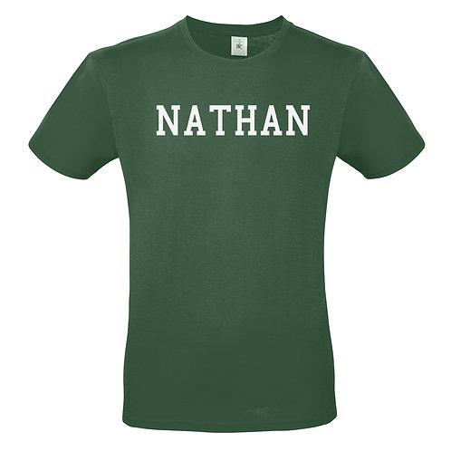 Men's Named T-shirt