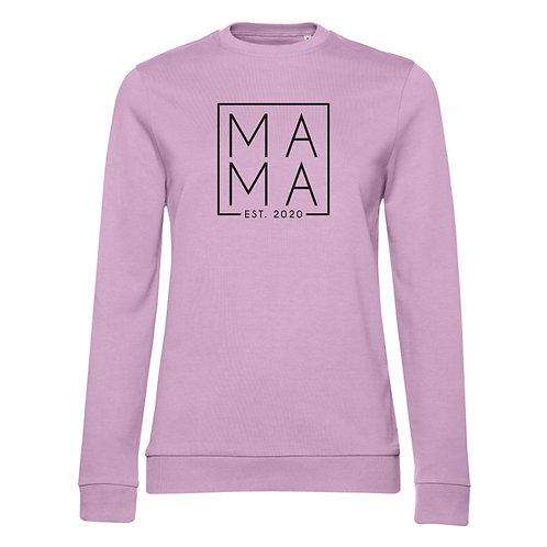 Personalised Mama Established Jumper