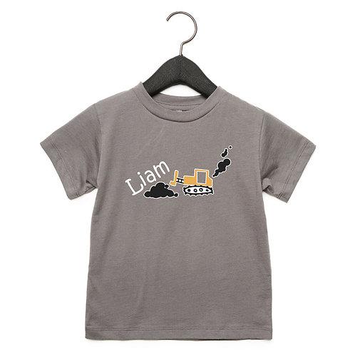 Digger Toddler T-Shirt