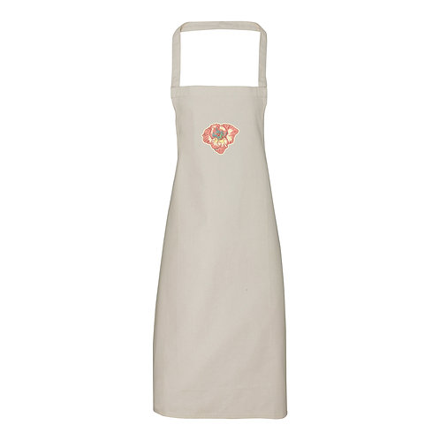 Birth Flower Apron