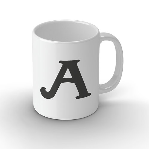 Personalised Initials Mug