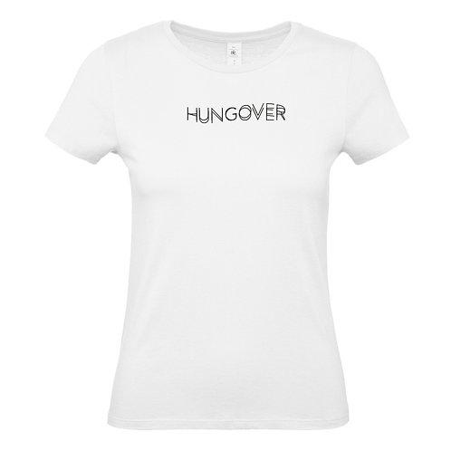 Hungover Womens Tshirt