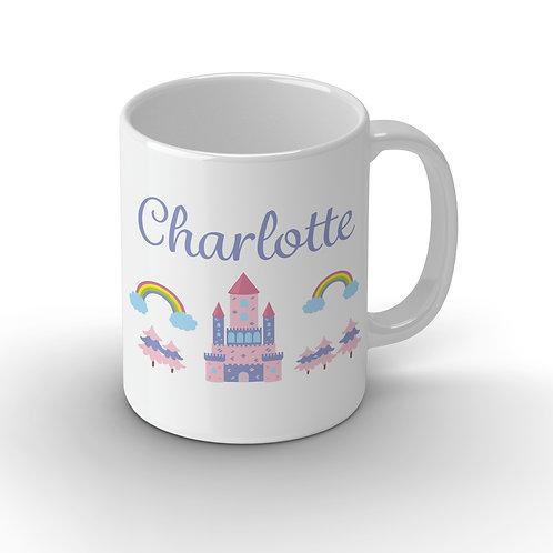 Personalised Princess Ceramic Mug