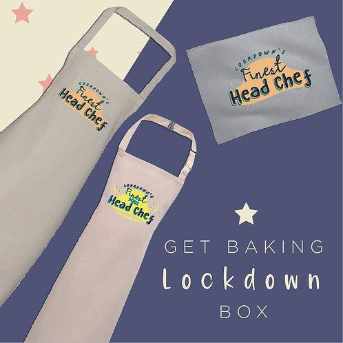 Head Chef Lockdown Kit