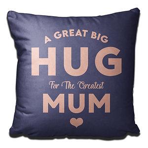 Big Hug For Mum Cushion