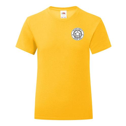 Personalised Super Dad Club Girls T-Shirt