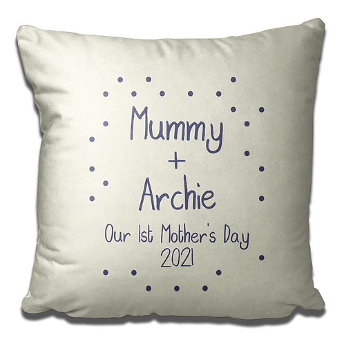 1st Mother's Day Cushion