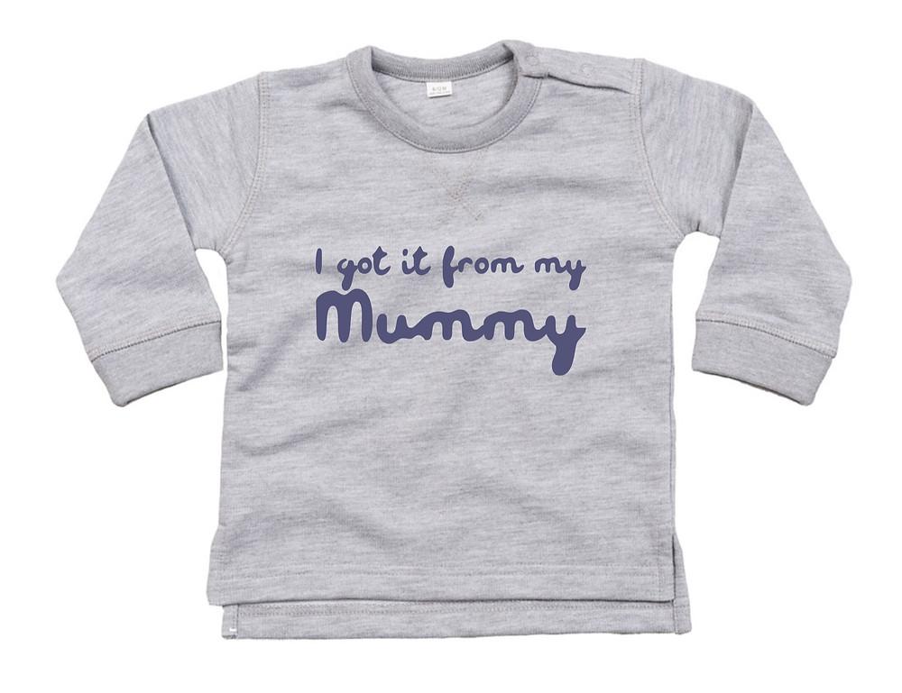Baby Jumper Got It From My Mummy