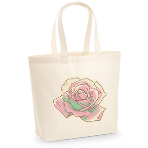 Birth Month Flower Bag