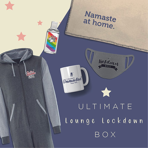 Lockdown Lounge Care Package