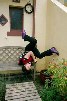 """Megan Lowe - """"Sunset Dances"""" - Lizz Roman & Dancers"""