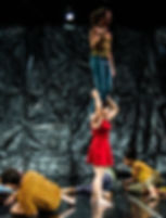 "Megan Lowe - ""Touchy Subjects"" - Scott Wells & Dancers"