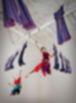 "Megan Lowe & Yayoi Kambara - ""Neddles to Thread: Dancing Along These Lines"" - Flyaway Productions"