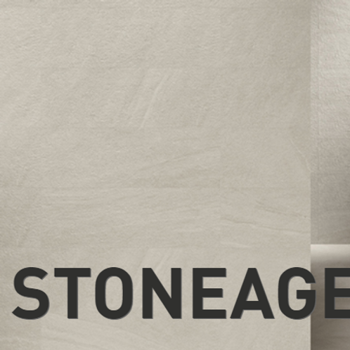 Stoneage White 750x375x10mm  Super-Lappato