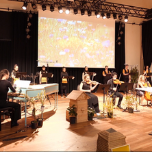 Music for the Bees - « Les abeilles » by Iradj Sahbai, pocket opera dedicated to nature for soprano solo, chamber choir, two harpsichords & string quartet (2020).