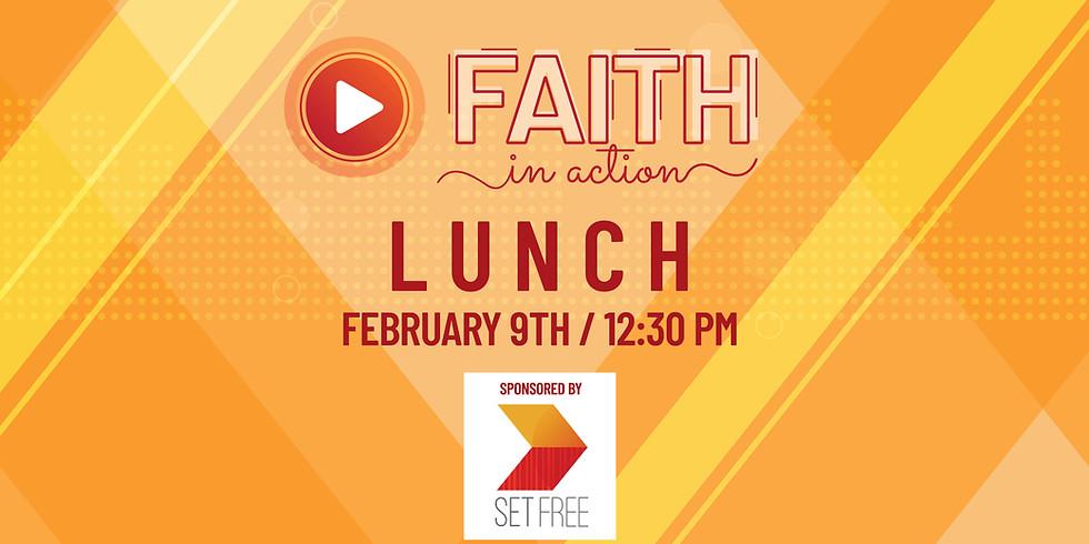 Faith In Action Lunch