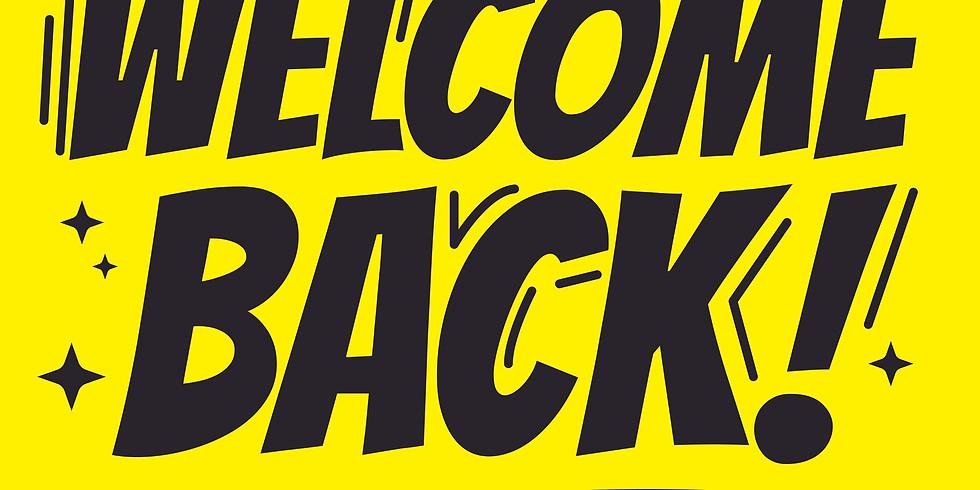 Welcome Back Sunday